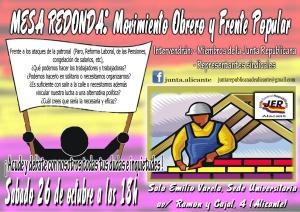 cartel MO y FP