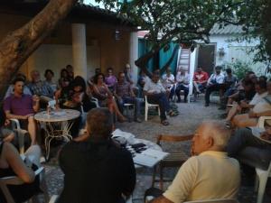 """Encuentro """"Viernes a la Fresca"""""""